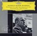 リヒテル&ザンデルリンクのベートーヴェン/ピアノ協奏曲第3番ほか  独DGG 2943 LP レコード