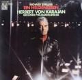 カラヤンのR.シュトラウス/「英雄の生涯」  独EMI 2943 LP レコード