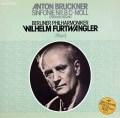 フルトヴェングラーのブルックナー/交響曲第8番  独EMI 2943 LP レコード