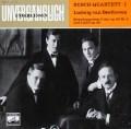 ブッシュ四重奏団のベートーヴェン/弦楽四重奏曲第9番「ラズモフスキー第3番」ほか  独ELECTROLA 2943 LP レコード