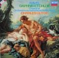 デュトワのラヴェル/「ダフニスとクロエ」  独DECCA 2943 LP レコード