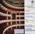 カイルベルトのR.シュトラウス/管弦楽曲集  独TELEFUNKEN 2943 LP レコード