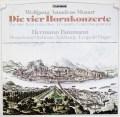 バウマン&ハーガーのモーツァルト/ホルン協奏曲集  独TELEFUNKEN 2943 LP レコード