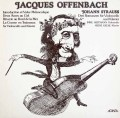 ハイトマン&ゲーゼのオッフェンバック&J.シュトラウス2世/チェロ作品集  独ACANTA 2944 LP レコード