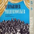 ムラヴィンスキーのチャイコフスキー/交響曲第5番  独ETERNA 2944 LP レコード