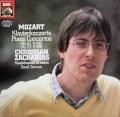 ツァハリアス&ジンマンのモーツァルト/ピアノ協奏曲第22&23番  独EMI 2944 LP レコード