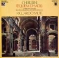 ムーティのケルビーニ/レクイエム  独EMI 2944 LP レコード