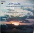 クレンペラーのワーグナー/「ワルキューレ」第1幕ほか  独EMI 2944 LP レコード