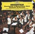 バーンスタインの自作自演/「ディヴェルティメント」ほか   独DGG 2944 LP レコード