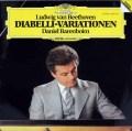 バレンボイムのベートーヴェン/ディアベリ変奏曲  独DGG 2944 LP レコード