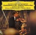 ミルシュタイン&アバドのメンデルスゾーン&チャイコフスキー/ヴァイオリン協奏曲   独DGG 2944 LP レコード