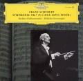 フルトヴェングラーのシューベルト/交響曲第9番「ザ・グレイト」  独DGG 2944 LP レコード