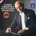 ショルティのシューベルト/交響曲第9番  独DECCA 2944 LP レコード