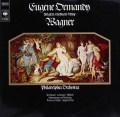 オーマンディのワーグナー/管弦楽曲集  独CBS 2944 LP レコード