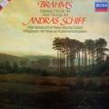 シフ&ニュー・ウィーン・オクテットのブラームス/クラリネット三重奏曲ほか  蘭DECCA 2945 LP レコード