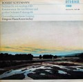 【テストプレス】コンヴィチュニーのシューマン/交響曲第4番ほか  独ETERNA 2945 LP レコード