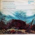 【テストプレス】コンヴィチュニーのシューマン/交響曲第2番ほか  独ETERNA 2945 LP レコード