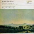 【テストプレス】コンヴィチュニーのシューマン/交響曲第1番ほか  独ETERNA 2945 LP レコード