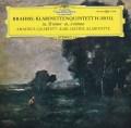 【テストプレス】ライスター&アマデウス四重奏団のブラームス/クラリネット五重奏曲  独DGG 2945 LP レコード