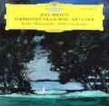 【テストプレス】カラヤンのシベリウス/交響曲第6&7番  独DGG 2945 LP レコード