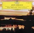 【テストプレス】カラヤンのシベリウス/交響詩「フィンランディア」ほか  独DGG 2945 LP レコード