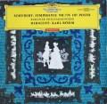 【赤ステレオ】ベームのシューベルト/交響曲第9番「グレイト」  独DGG 2945 LP レコード