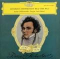 【赤ステレオ】マゼールのシューベルト/交響曲第2&3番  独DGG 2945 LP レコード