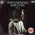 アシュケナージのショパン/ピアノ作品集 (4)  独DECCA 2945 LP レコード