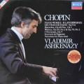 アシュケナージのショパン/ピアノ作品集 (7)  独DECCA 2945 LP レコード