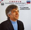 アシュケナージのショパン/ピアノ作品集 (11)  独DECCA 2945 LP レコード
