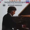 アシュケナージのショパン/ピアノ作品集 (13)  独DECCA 2945 LP レコード