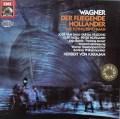 カラヤンのワーグナー/「さまよえるオランダ人」全曲  独EMI 2945 LP レコード