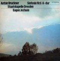 ヨッフムのブルックナー/交響曲第6番  独ETERNA 2945 LP レコード
