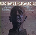 マタチッチのブルックナー/交響曲第5&7番  独SUPRAPHON 2945 LP レコード