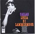 【独最初期盤】カラスのドニゼッティ/「ランメルモールのルチア」全曲  独Columbia 2945 LP レコード