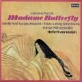 【フレーニのサイン入り】カラヤンのプッチーニ/「蝶々夫人」全曲  独DECCA 2945 LP レコード