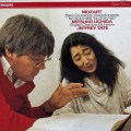 内田&テイトのモーツァルト/ピアノ協奏曲第20&21番  蘭PHILIPS 2946 LP レコード
