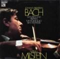 ミルシュタインのバッハ/無伴奏ヴァイオリンのためのソナタとパルティータ全曲   独EMI 2946 LP レコード