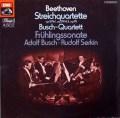 ブッシュ四重奏団のベートーヴェン/弦楽四重奏曲第1、9&11番ほか   独EMI 2946 LP レコード