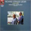 ポップ&サヴァリッシュのR.シュトラウス歌曲集   独EMI 2946 LP レコード