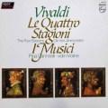 カルミレッリ&イ・ムジチ合奏団のヴィヴァルディ/「四季」   蘭PHILIPS 2946 LP レコード