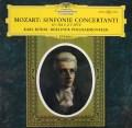 【テストプレス】ベームのモーツァルト/協奏交響曲集   独DGG 2946 LP レコード