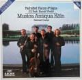 ムジカ・アンティクア・ケルンのパッヘルベル/カノンとジーグほか  独ARCHIV 2946 LP レコード