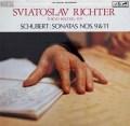 【未開封】リヒテルのシューベルト/ピアノソナタ第9&11番 東京公演1979   独eurodisc 2946 LP レコード