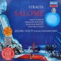 【未開封】ショルティのR.シュトラウス/「サロメ」全曲   独DECCA 2946 LP レコード