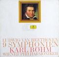 ベームのベートーヴェン/交響曲全集  独DGG 2946 LP レコード