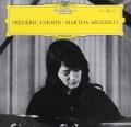 【テストプレス】アルゲリッチのショパン/ピアノソナタ第3番ほか  独DGG 2947 LP レコード