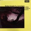 ケルテスのブラームス/セレナーデ第1番    英DECCA 2947 LP レコード