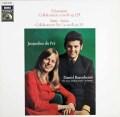 デュ・プレ&バレンボイムのシューマン/チェロ協奏曲ほか    独EMI 2947 LP レコード