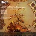 ピシュナー、ボッセ&ザンデルリンクらのバッハ/協奏曲集    独ETERNA 2947 LP レコード
